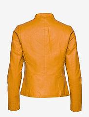 ONLY - ONLMELISA FAUX LEATHER JACKET CC OTW - nahkatakit - golden yellow - 1