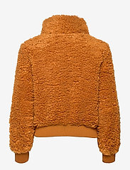 ONLY - ONLELLIE SHERPA BOMBER JACKET CC OTW - faux fur - cathay spice - 2