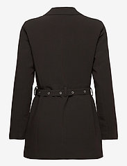 ONLY - ONLELITA-VESTA L/S BELT BLAZER TLR - casual blazers - black - 1