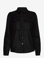 ONLY - ONLEILENA-VARI L/S PUFF SHIRT PNT - overshirts - black - 0