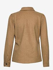 ONLY - ONLEILENA-VARI L/S PUFF SHIRT PNT - overshirts - curds & whey - 1