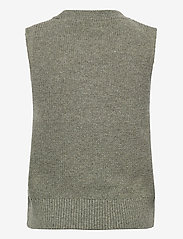 ONLY - ONLPARIS LIFE VEST KNT - knitted vests - kalamata - 1