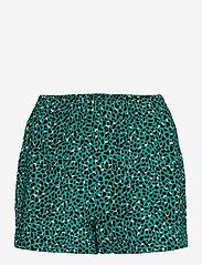 ONLY - ONLNOVA LUX SHORTS AOP WVN 3 - shorts casual - parasailing - 0