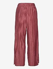 ONLY - ONLELEMA PANTS BOX JRS - bukser med brede ben - apple butter - 1