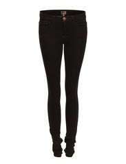 SKINNY REG. SOFT ULTIMATE BLACK NOOS - BLACK DENIM