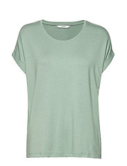 ONLMOSTER S/S O-NECK TOP NOOS JRS - CHINOIS GREEN
