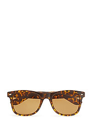 onlSUNGLASSES BASIC BOX 17 NOOS - BROWN STONE