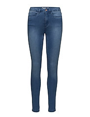 onlROYAL HIGH SK DENIM JEAN BJ11506 NOOS - MEDIUM BLUE DENIM