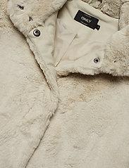 ONLY - onlVIDA FAUX FUR JACKET OTW - faux fur - pumice stone - 3