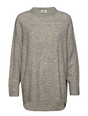 onlEVE L/S LONG PULLOVER WOOL KNT - SOLAR POWER