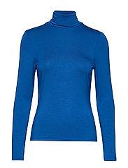ONLBEA L/S HIGHNECK TOP JRS - NAUTICAL BLUE