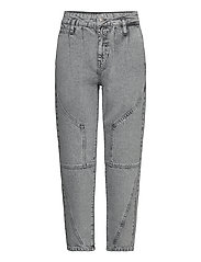 ONLKOKO ACID MOM JEANS - GREY DENIM
