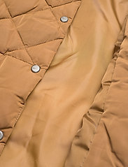 ONLY - ONLSTACY QUILTED WAISTCOAT CS OTW - puffer vests - toasted coconut - 4