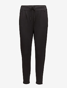 ONLPOPTRASH EASY COLOUR PANT PNT NOOS - pantalons casual - black