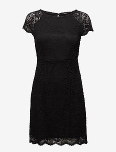 onlSHIRA LACE DRESS NOOS WVN - kanten jurken - black