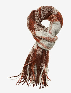 ONLJANET WEAVED SCARF CC - scarves - cappuccino