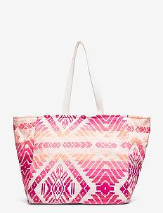 ONLMARS BEACH SHOPPER BAG - casual shoppers - cloud dancer