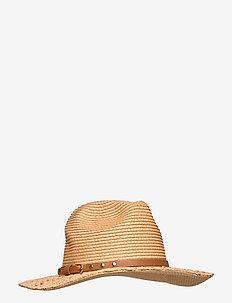 ONLMALIBU PAPER STRAW HAT - NATURAL