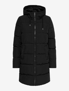 ONLDOLLY LONG PUFFER COAT CC OTW - dynefrakke - black