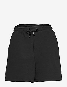 ONLKAPPI SWEAT SHORTS SWT - casual shorts - black