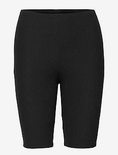 ONLNELLA BIKE SHORTS JRS - cykelshorts - black