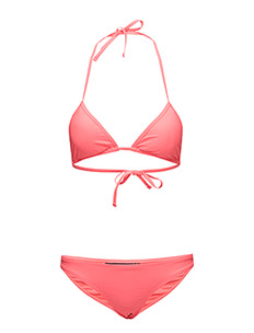 onpDONNA TRIANGLE BIKINI - HOT PINK