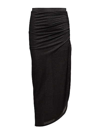 onlRHINA SKIRT ESS - BLACK