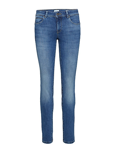 onlSISSE RG SLIM DNM JEANS SOO1273H NOOS - MEDIUM BLUE DENIM