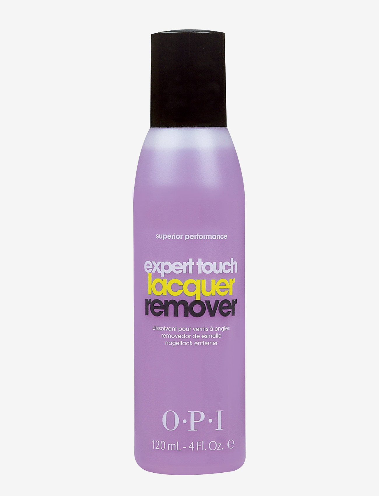 OPI - Expert Touch Laquer Remover - neglelaksfjerner - clear - 0