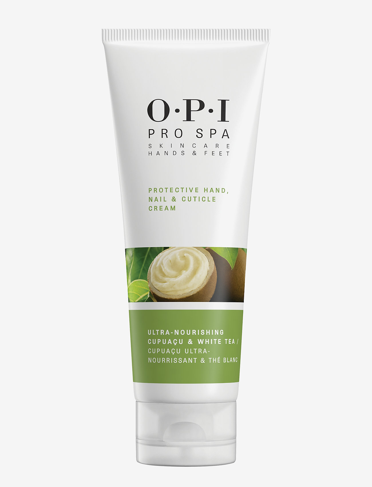 OPI - Protective Hand Nail & Cuticle Cream 50 ml - neglepleje - clear - 0