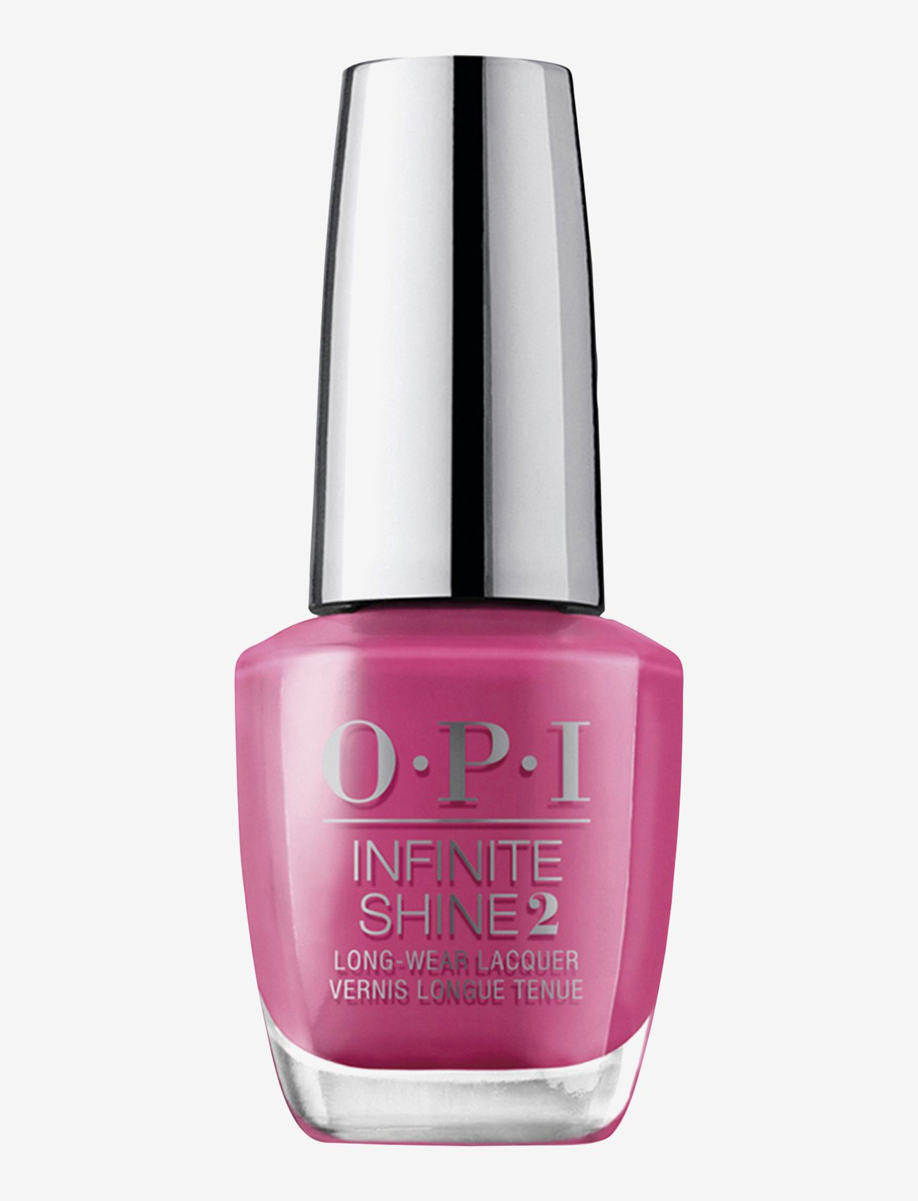 OPI - IS - NO TURNING BACK FROM PINK STREET - topplack - no turning back from pink street - 0