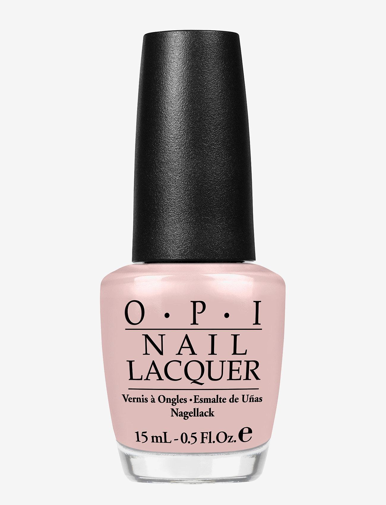 OPI - My Very First Knockwurst - nagellack - my very first knockwurst - 0