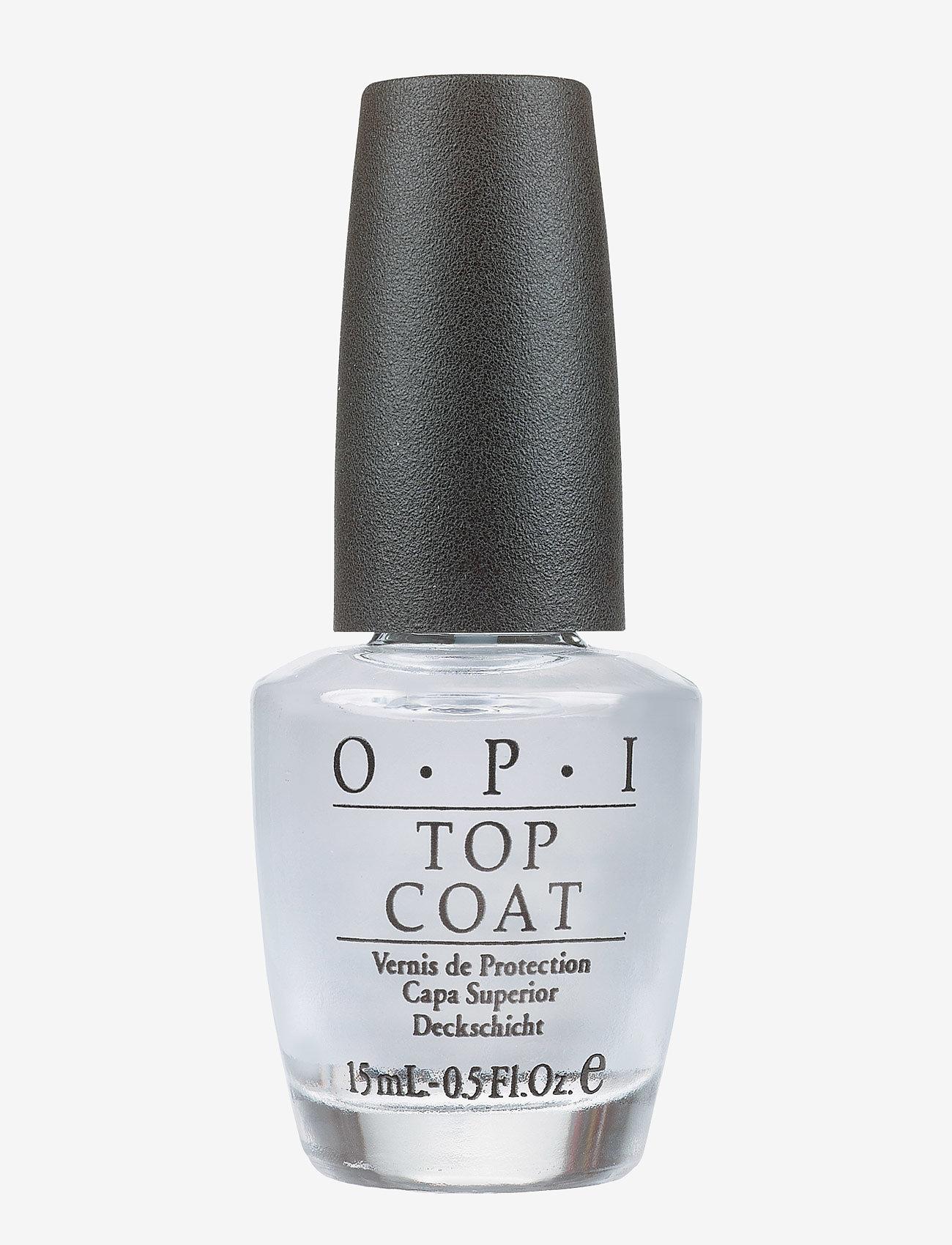 OPI - Top Coat - toplak - clear - 0