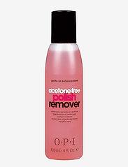 OPI - Acetone-Free Polish Remover - neglelaksfjerner - clear - 0
