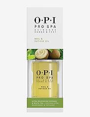 OPI - Nail & Cuticle Oil 28 ml - neglepleje - clear - 1