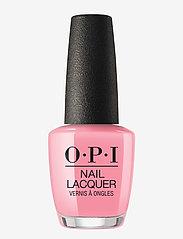 OPI - PINK LADIES RULE THE SCHOOL - neglelak - pink ladies rule the school - 0