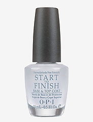 OPI - Start to Finish Base and Top Coat (u/formaldehyd) - neglelak - clear - 1