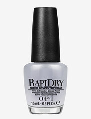 OPI - RapiDry Top Coat - topplack - clear - 0