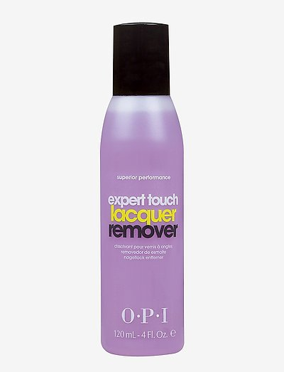 Expert Touch Laquer Remover - nagellacksborttagning - clear