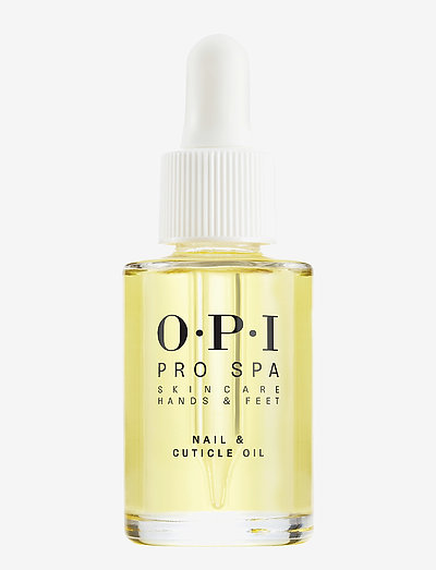 Nail & Cuticle Oil 28 ml - neglepleje - clear