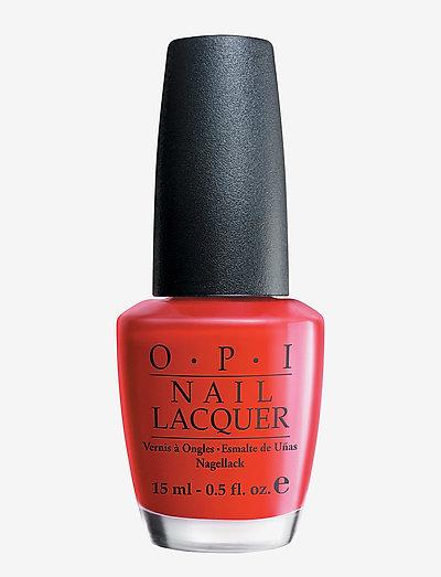 OPI Red - kynsilakat - opi red