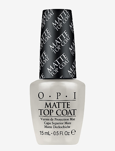 Matte Top Coat - topplack - clear