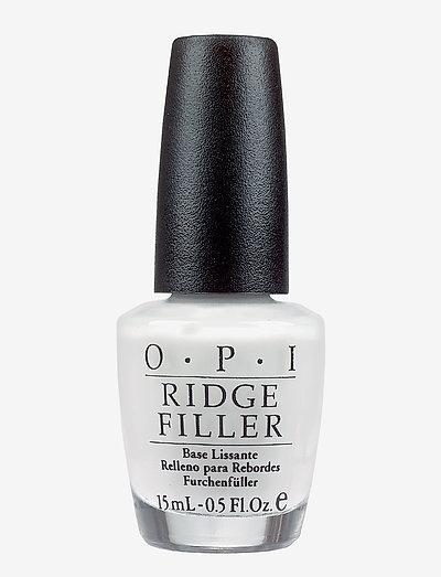RIDGE FILLER - nagelvård - clear