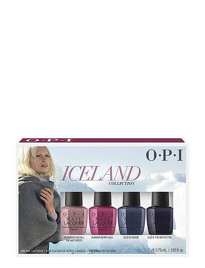 MINIKIT ICELAND - MULTI-COLOR