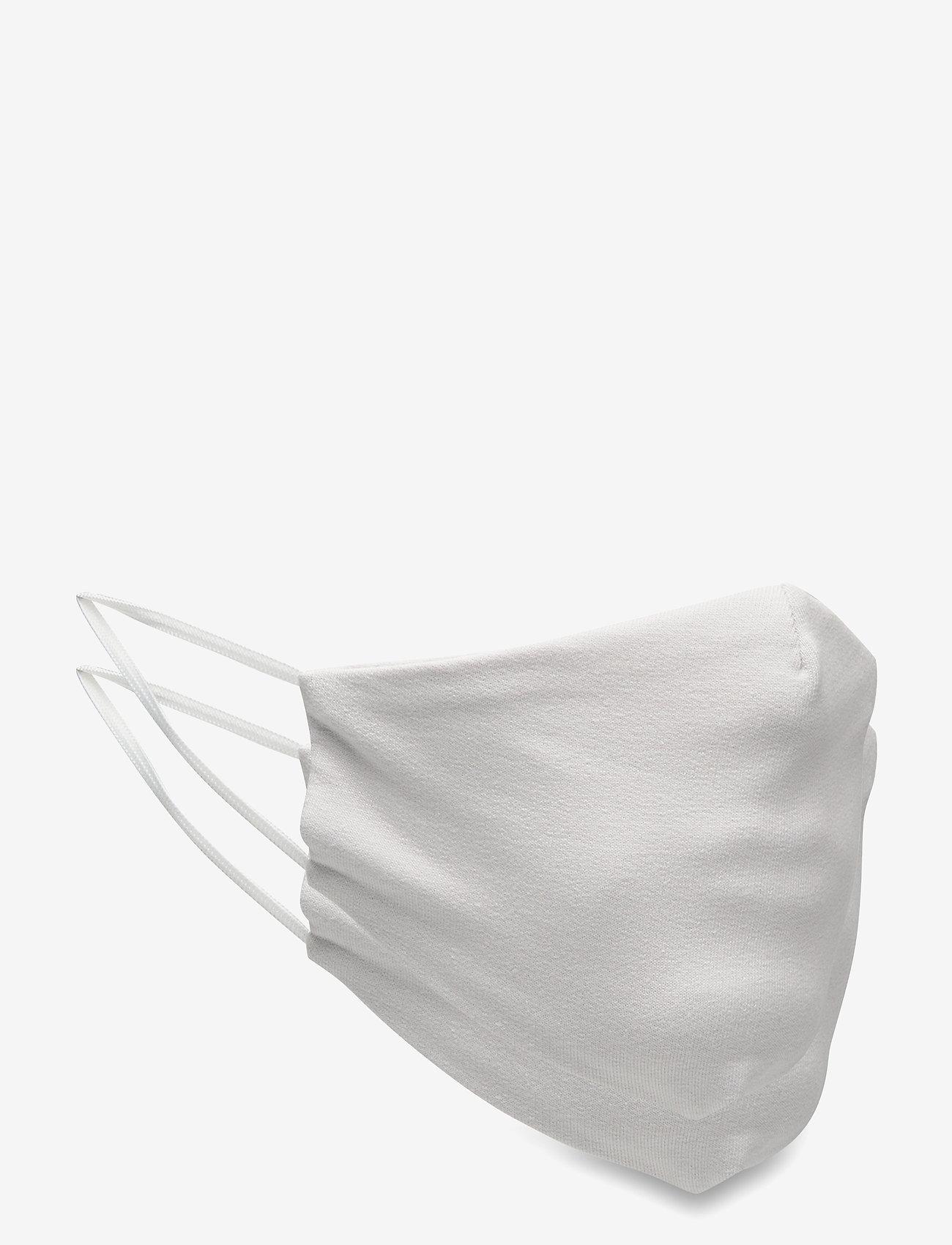 ORAS24 - Reusable face mask,2 pack, Kids 2-13 - ansiktsmasker - light grey - 1