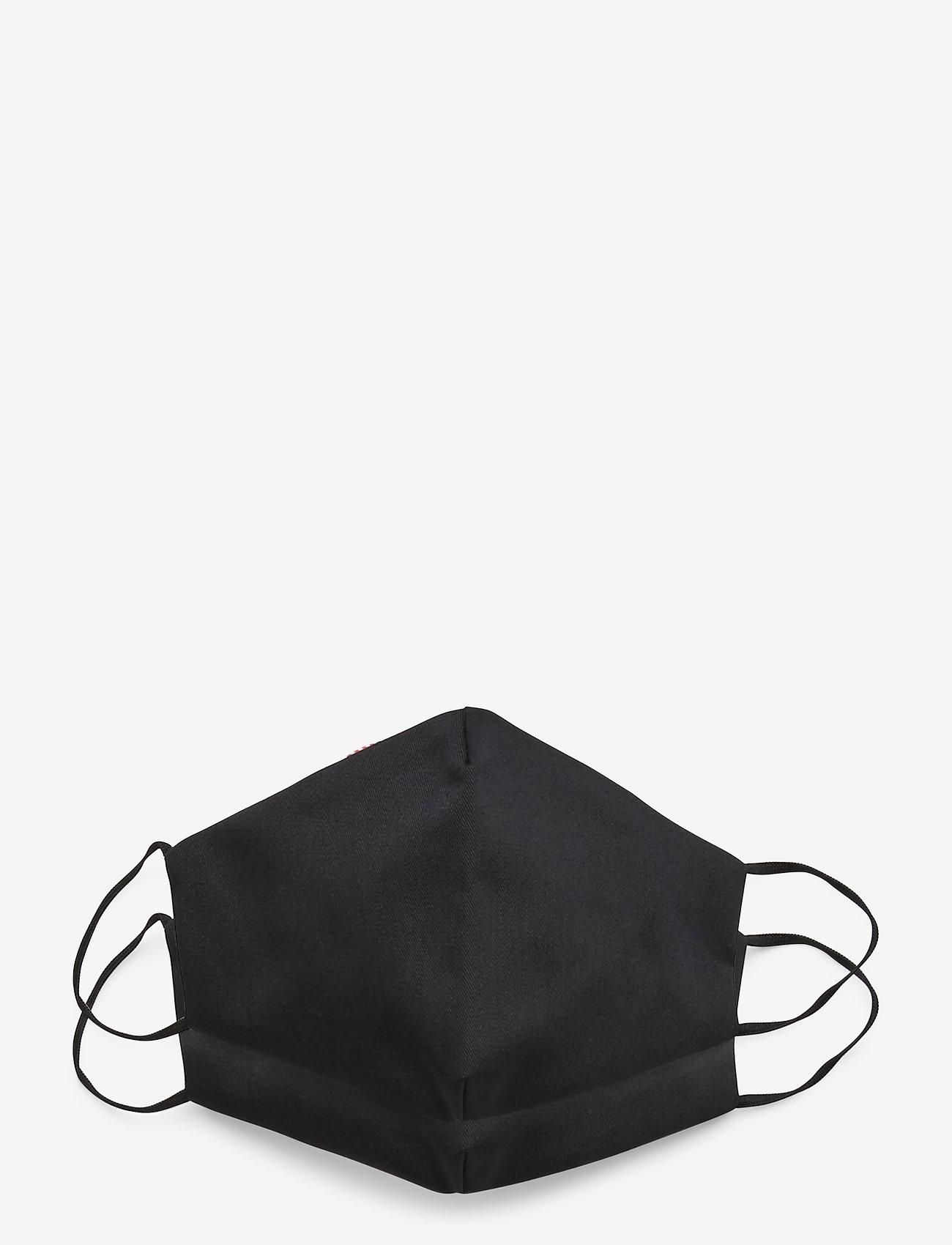 ORAS24 - Reusable face mask,2 pack, Kids 2-10 - maski na twarz - black - 0
