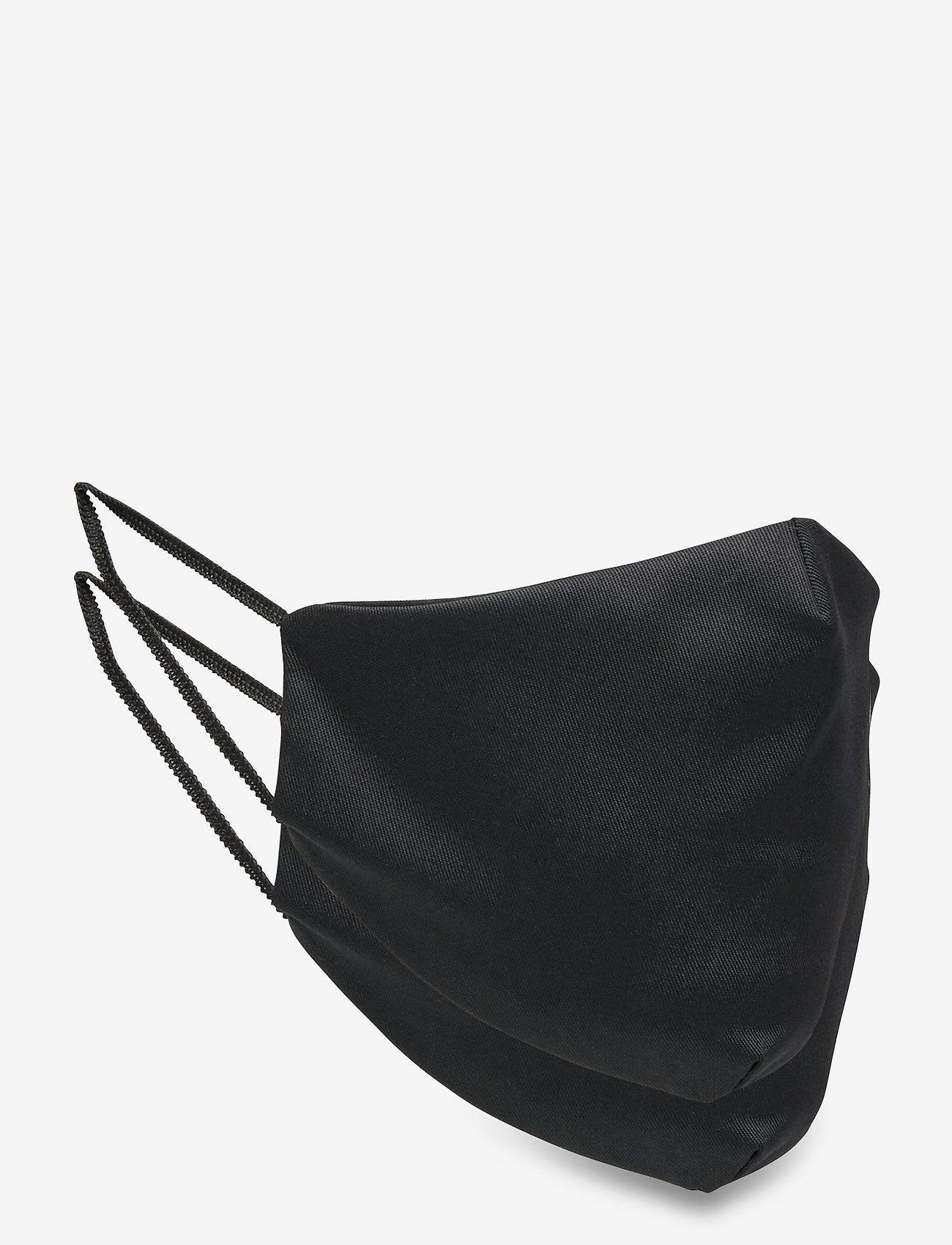 ORAS24 - Reusable face mask,2 pack, Kids 2-10 - maski na twarz - black - 1