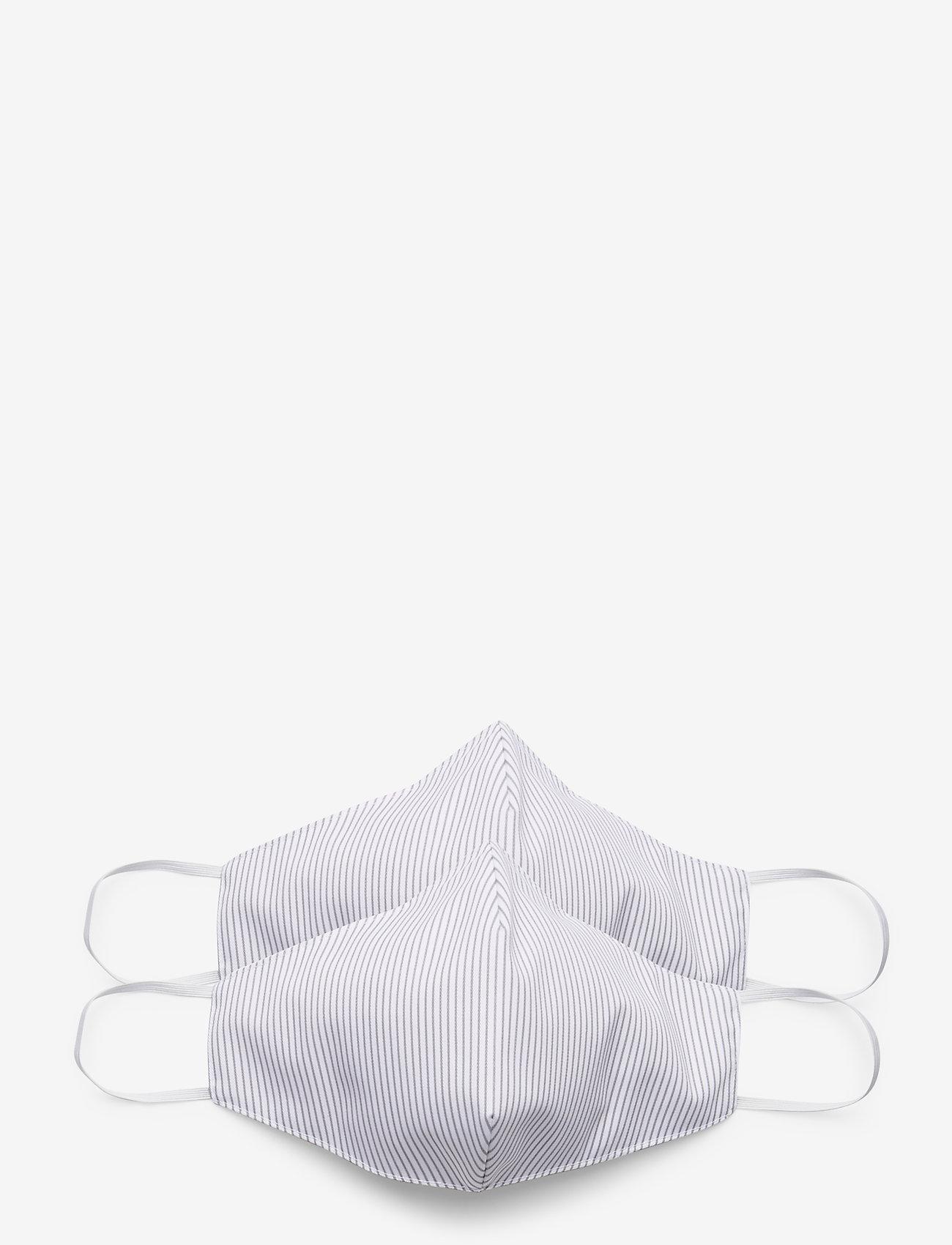 ORAS24 - Reusable face mask 2-pack - gezicht maskers - striped - 1