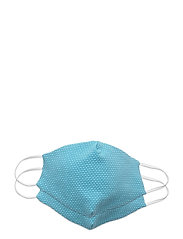Reusable face mask,2 pack, Kids 2-13 - LIGHT BLUE