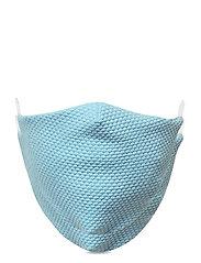 ORAS24 - Reusable face mask,2 pack, Kids 2-13 - ansiktsmasker - light blue - 0